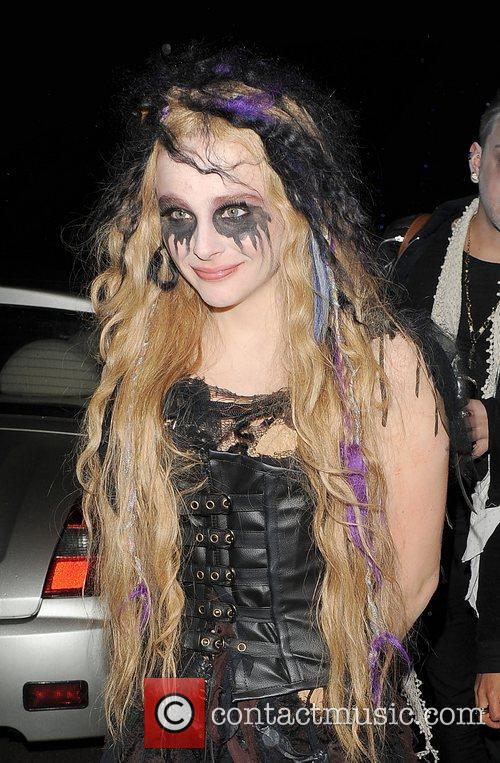 Chloe Moretz, Halloween and Jonathan Ross 9