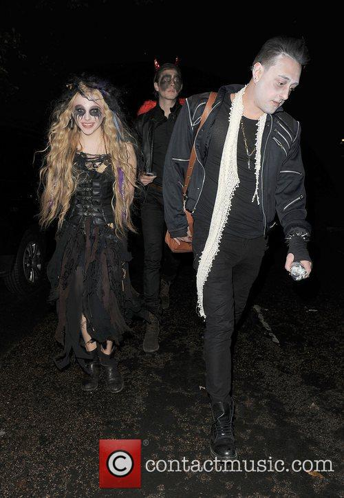 Chloe Moretz, Halloween and Jonathan Ross 11