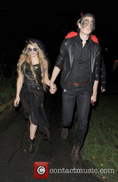 Chloe Moretz, Halloween and Jonathan Ross 12