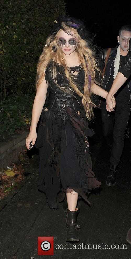Chloe Moretz, Halloween and Jonathan Ross 13