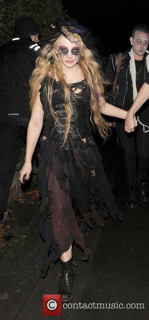 Chloe Moretz, Halloween and Jonathan Ross 8