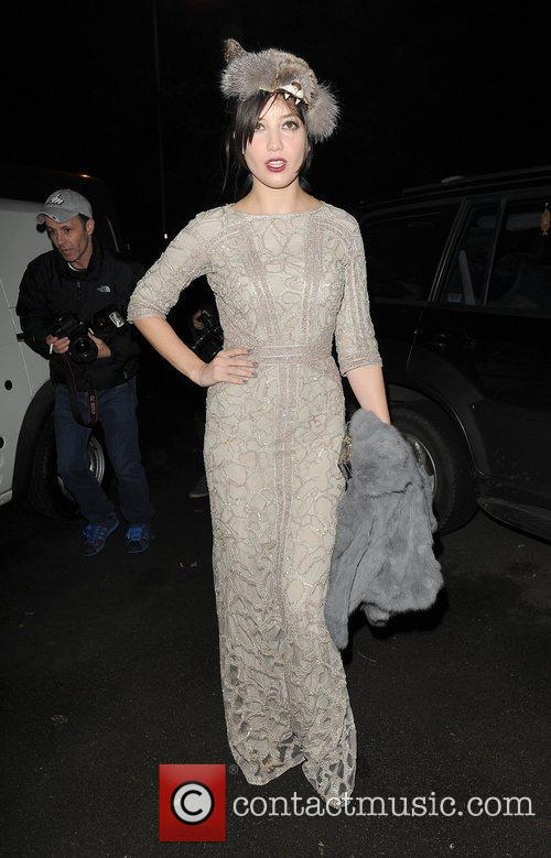 Daisy Lowe, Halloween and Jonathan Ross 6