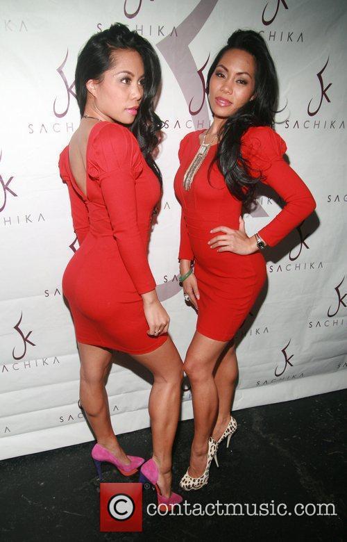 Jones Magazine presents Sachika Twins Birthday Bash at...