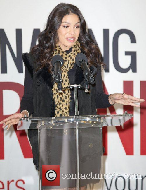 Jordin Sparks, Excedrin Migraine, Managing Migraines, Know Your Triggers. Know, Your Treatment and Herald Square 27