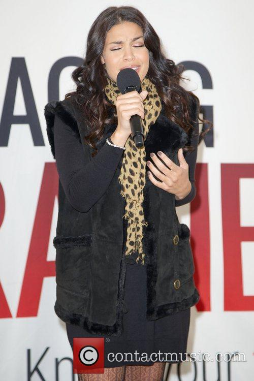 Jordin Sparks, Excedrin Migraine, Managing Migraines, Know Your Triggers. Know, Your Treatment and Herald Square 30