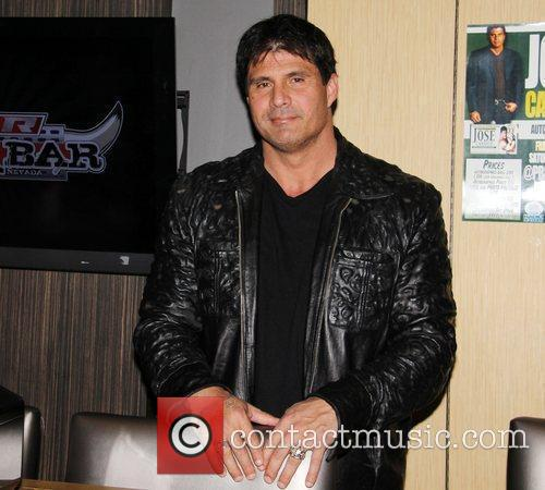 Jose Canseco and Planet Hollywood 1