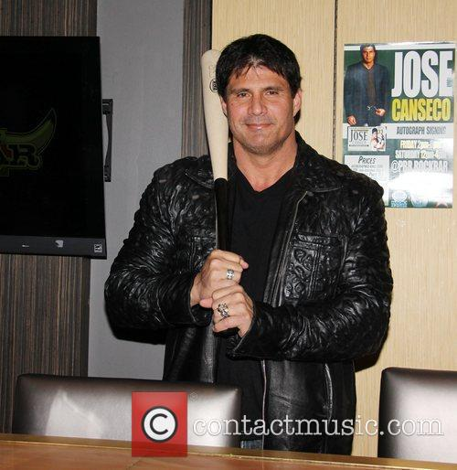 Jose Canseco and Planet Hollywood 3