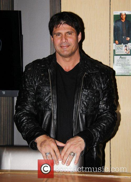 Jose Canseco and Planet Hollywood 4