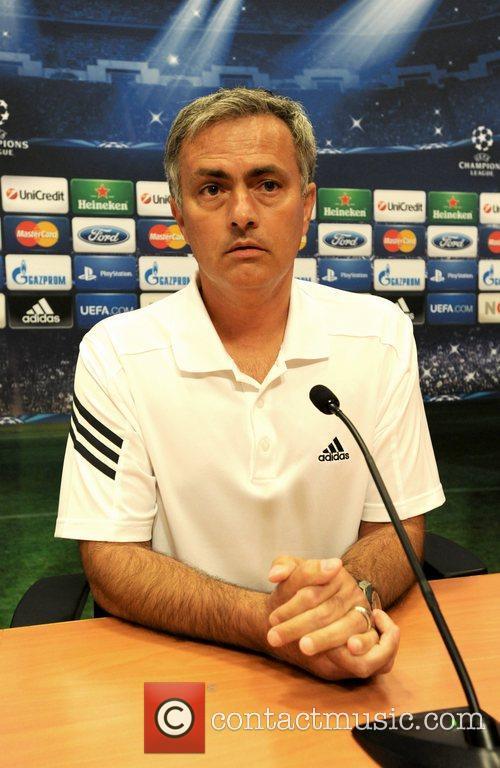 Jose Mourinho and Real Madrid Football 5