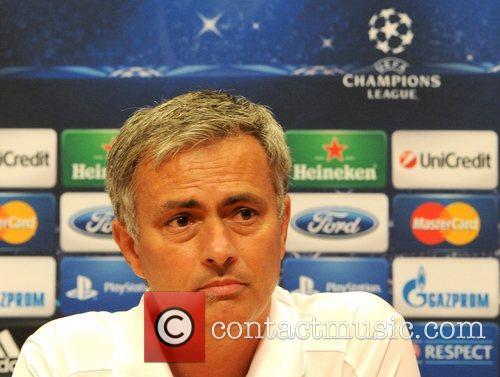 Jose Mourinho and Real Madrid Football 3
