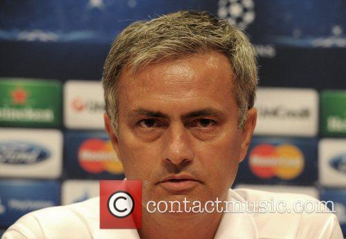Jose Mourinho and Real Madrid Football 2