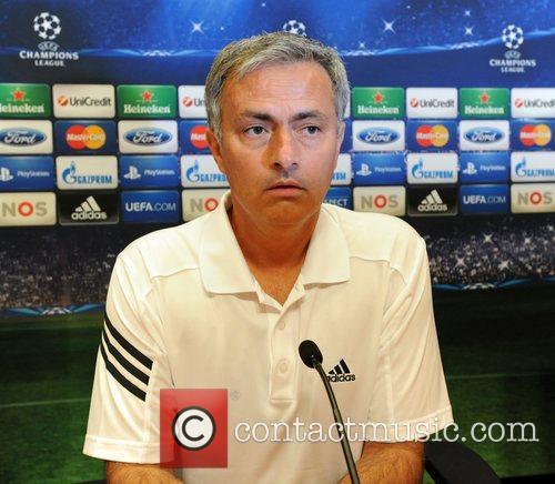 Jose Mourinho and Real Madrid Football 4