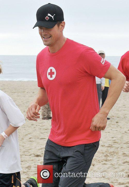 josh duhamel third annual youth run for 5961282