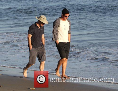 Josh Hartnett and Malibu Beach 4