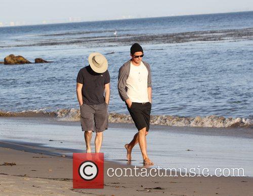 Josh Hartnett and Malibu Beach 5
