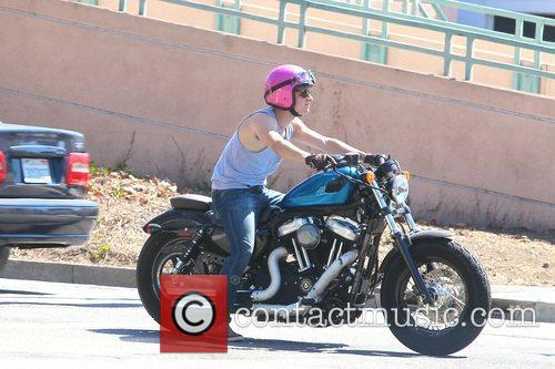 Josh Hutcherson and Beverly Hills 2