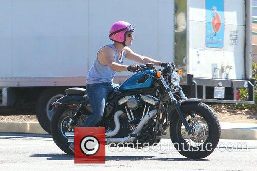 Josh Hutcherson and Beverly Hills 3