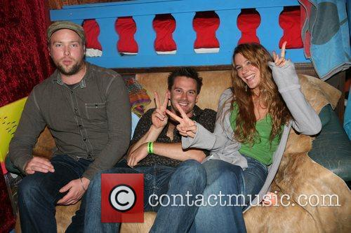 Joss Stone and her band Yes Sir Boss...
