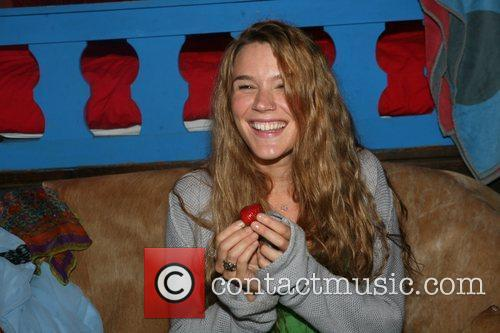 joss stone backstage at woodstock69 at bloemendaal 3933507