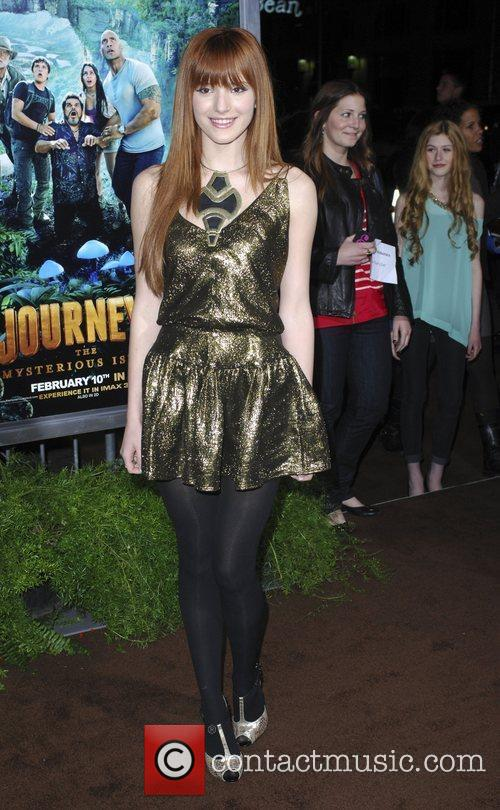 The Los Angeles Premiere of 'Journey 2: The...