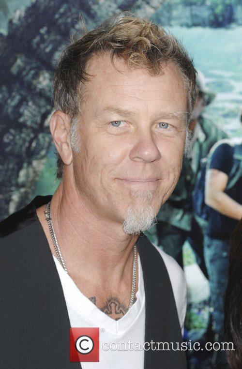 James Hetfield and Grauman's Chinese Theatre 2