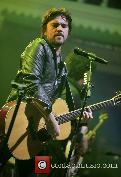 Juanes and Paradiso 1