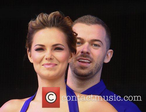 Artem Chigvintsev and Kara Tointon 3