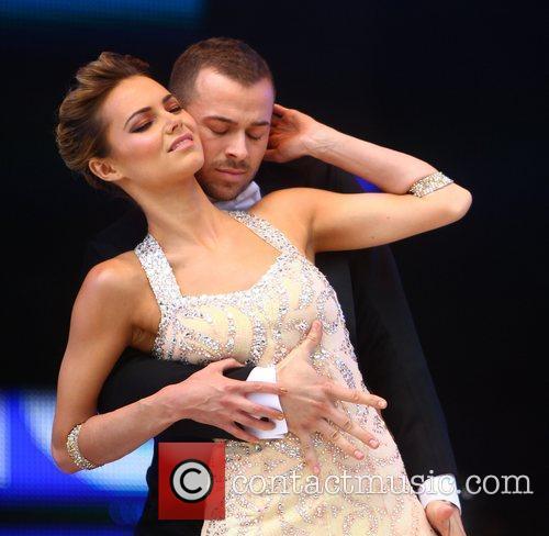 Artem Chigvintsev and Kara Tointon 4