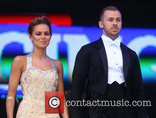 Artem Chigvintsev and Kara Tointon 5