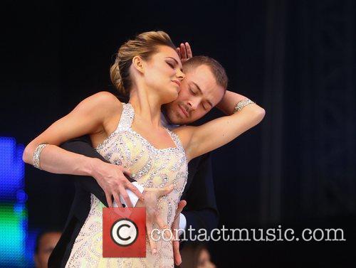 Artem Chigvintsev and Kara Tointon 1