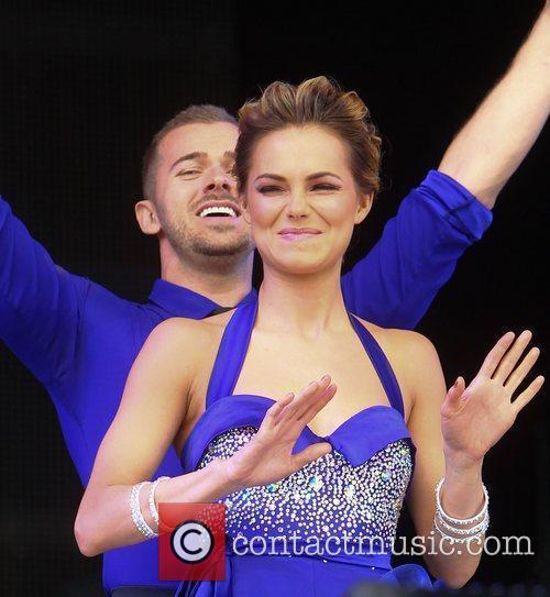 Artem Chigvintsev and Kara Tointon 6