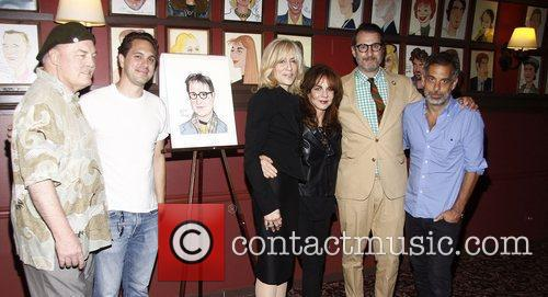 Stacy Keach, Joe Mantello, Jon Robin Baitz, Judith Light and Stockard Channing