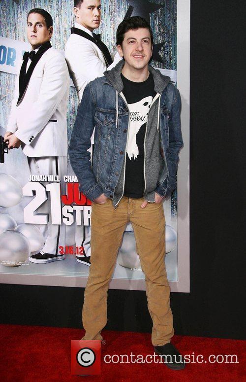 Christopher Mintz-Plasse Los Angeles Premiere of '21 Jump...