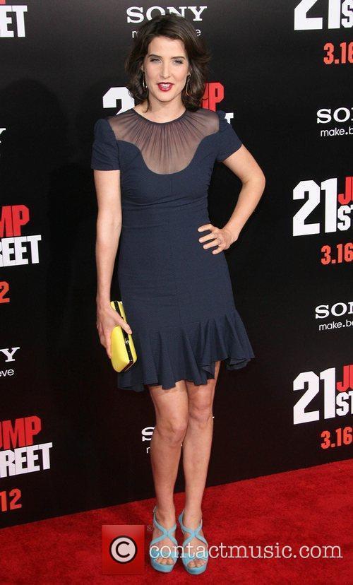 Cobie Smulders Los Angeles Premiere of '21 Jump...