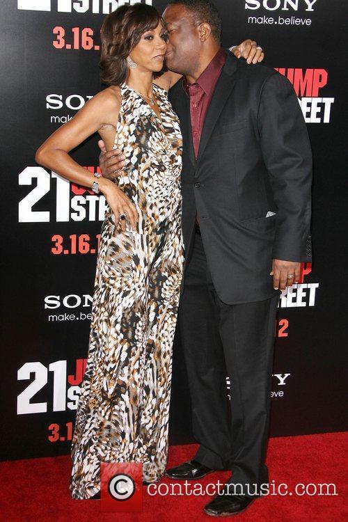 Holly Robinson Peete and husband Rodney Peete Los...