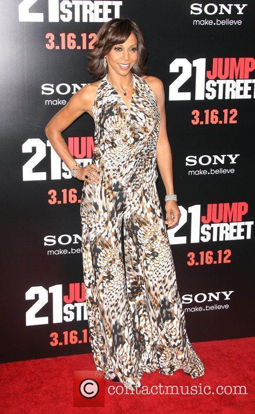 Holly Robinson Peete Los Angeles Premiere of '21...