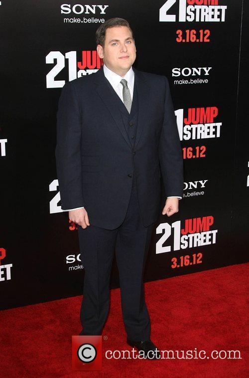 Jonah Hill Los Angeles Premiere of '21 Jump...