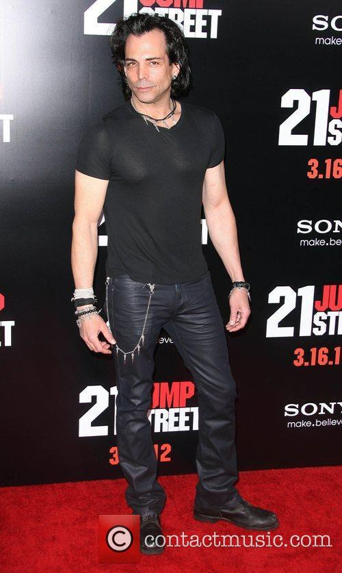 Richard Grieco Los Angeles Premiere of '21 Jump...