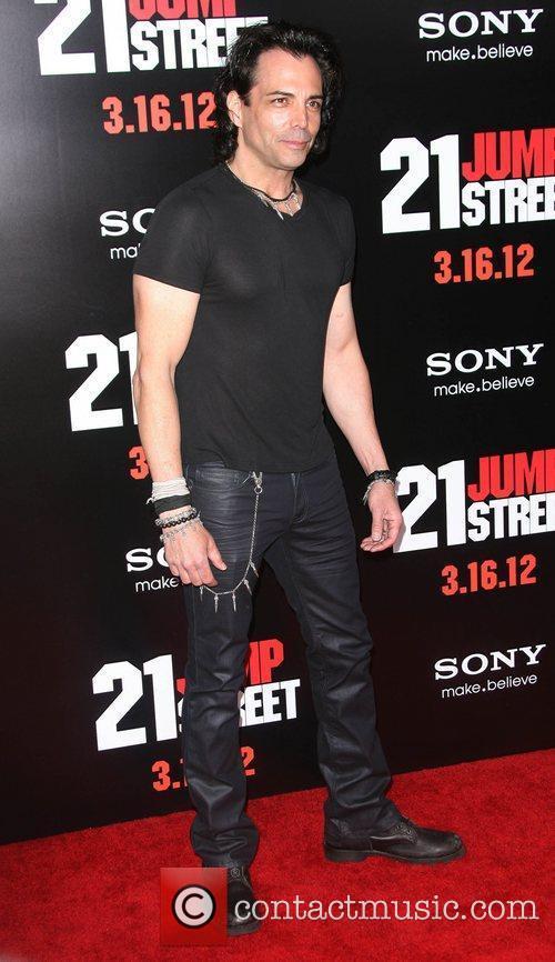 Los Angeles Premiere of '21 Jump Street' held...
