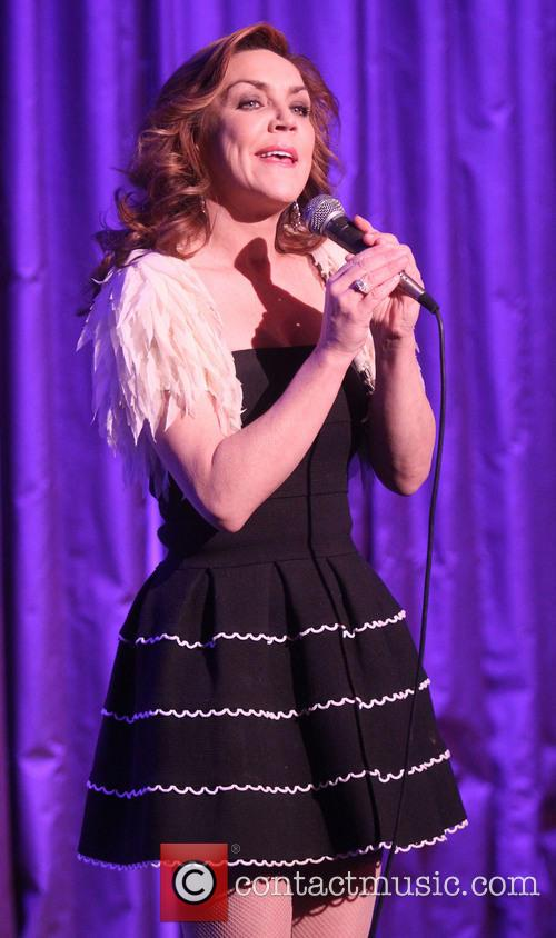Andrea McArdle, Broadway and Annie 12