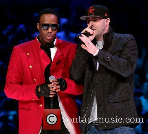 Kardinal Offishall and Classified 1