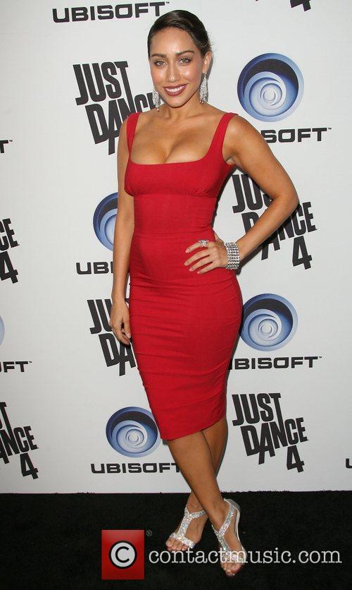 Korrina Rico Ubisoft's Just Dance 4 Launch Party...