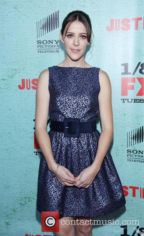 Abby Miller FX's 'Justified' Season 4 premiere held...