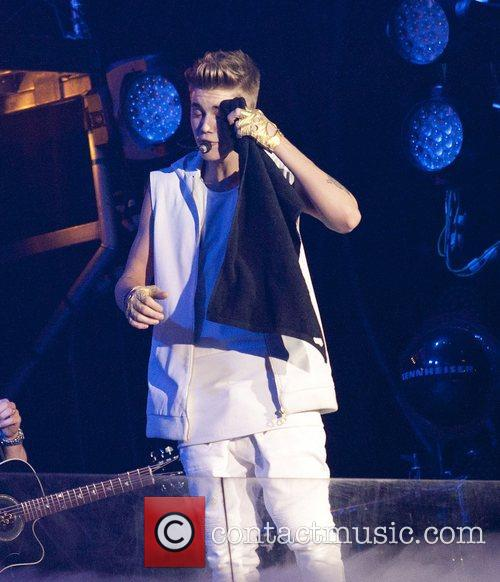 Justin Bieber and Madison Square Garden 68