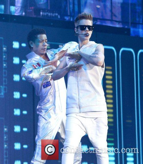 Justin Bieber and Madison Square Garden 43