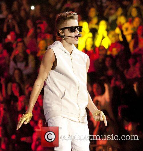 Justin Bieber and Madison Square Garden 11