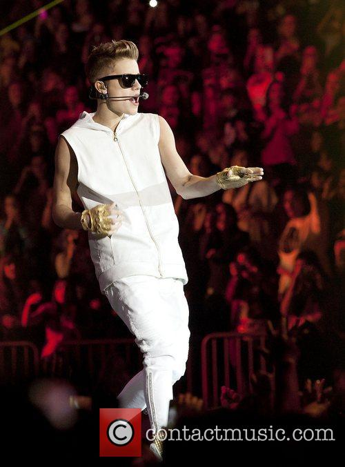 Justin Bieber and Madison Square Garden 25