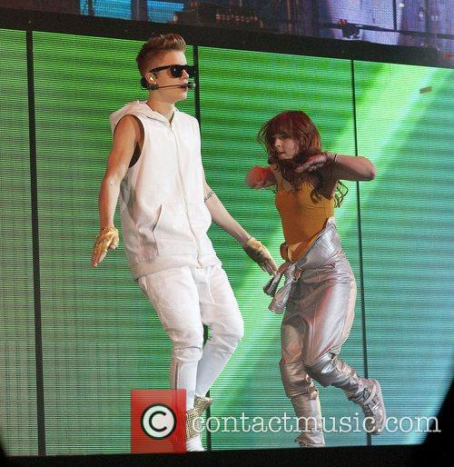 Justin Bieber and Madison Square Garden 9