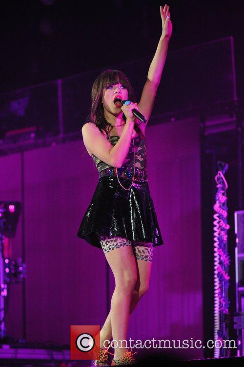Carly Rae Jepsen, Believe Tour, Allstate Arena, Rosemont and Illinois 7