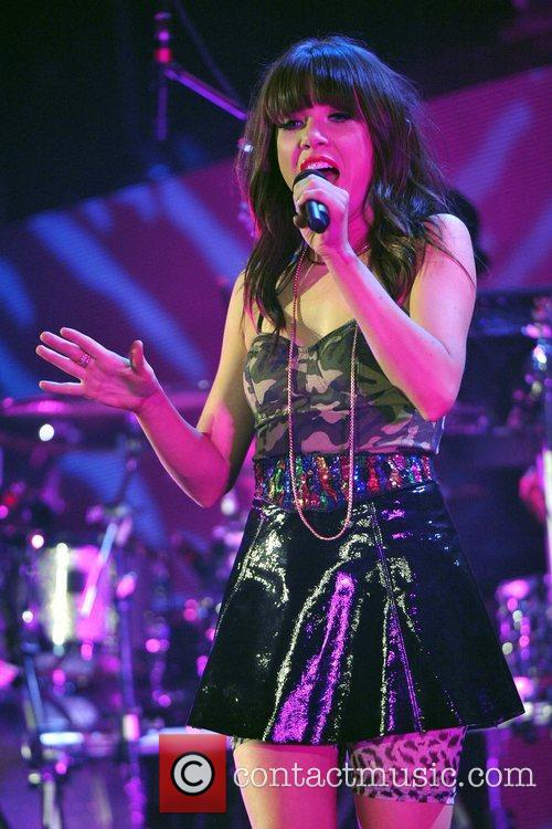 Carly Rae Jepsen, Believe Tour, Allstate Arena, Rosemont and Illinois 6
